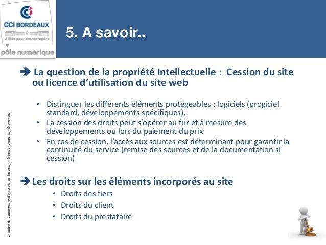 Cci bordeaux atelier projet site web cahier des charges 18 for Chambre de commerce de bordeaux formation
