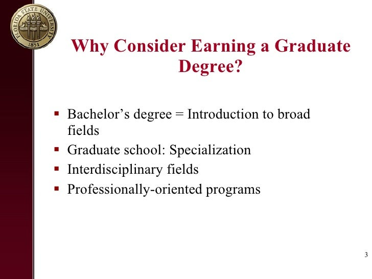Fsu degree
