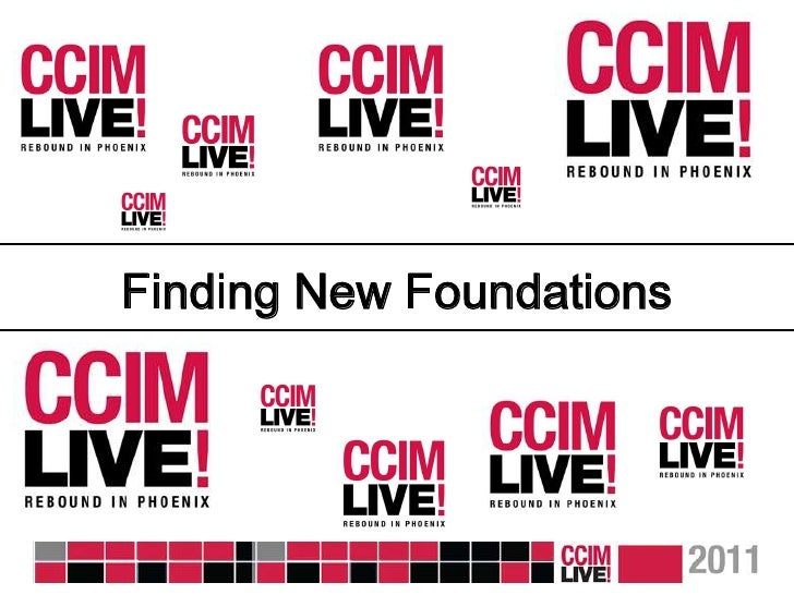 The Economic Outlook for Real Estate Investors and Decision Makers - CCIM Live! Session