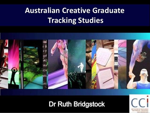 CCI Symposium 14: Ruth Bridgstock