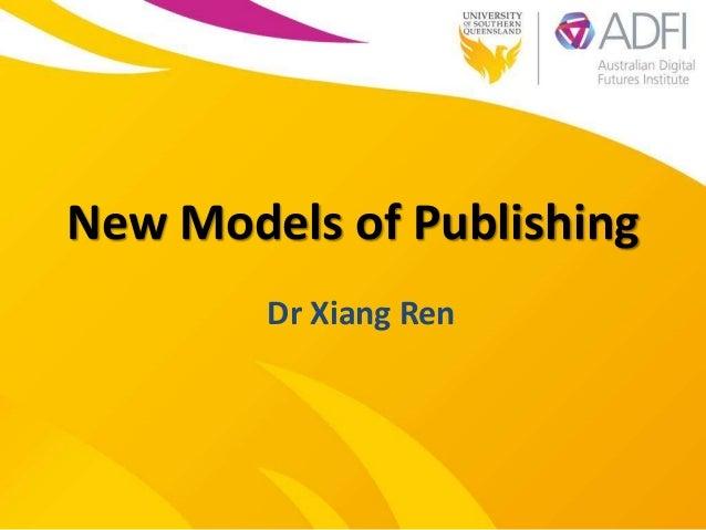 CCI Symposium 14: Xiang Ren