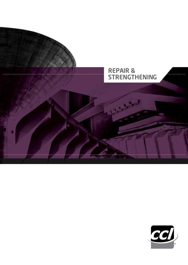 REPAIR & STRENGTHENING