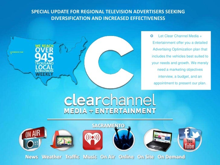 Ccm+e sacramento on air online on site on demand