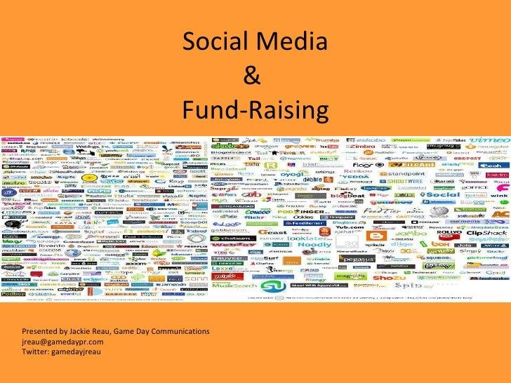 Social Media & Fund-Raising