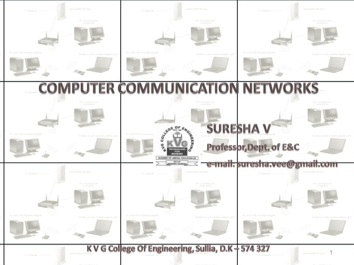 Ccn unit-2- data link layer by prof.suresha v