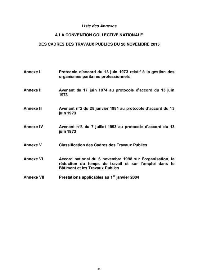 convention collective nationale travaux publics cadre ccmr