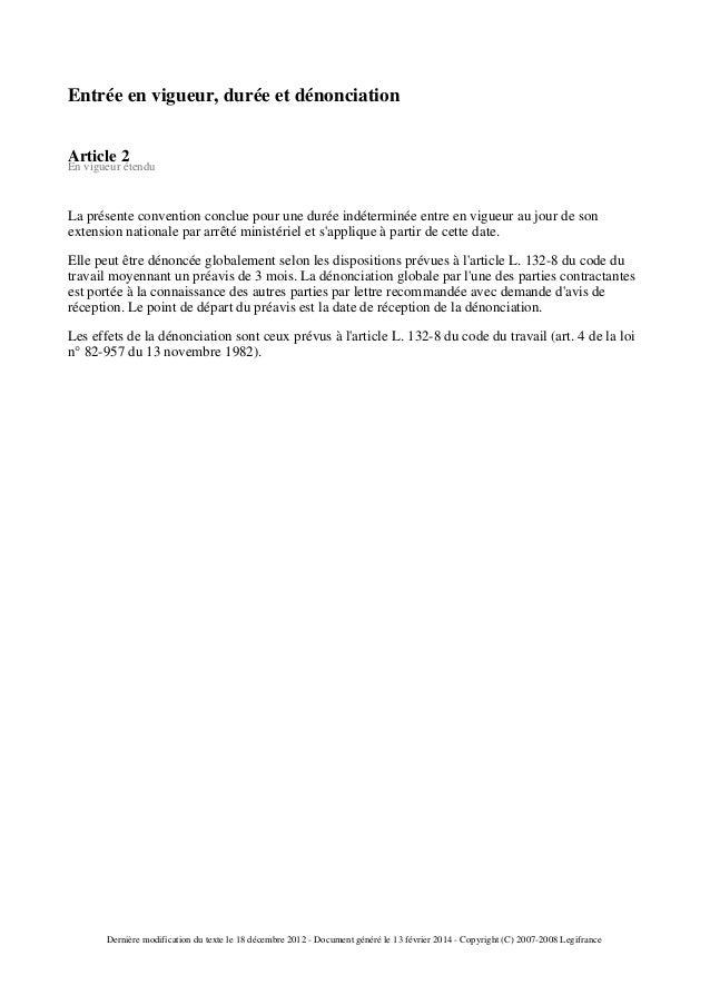 un convention article 22