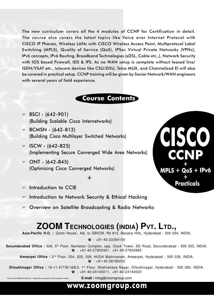 Cisco Certifications: CCNA Vs CCNP