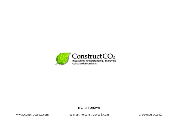 Constructco2 at Green Build Expo