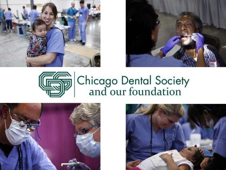 Presentation at Chicago Community Oral Health Forum