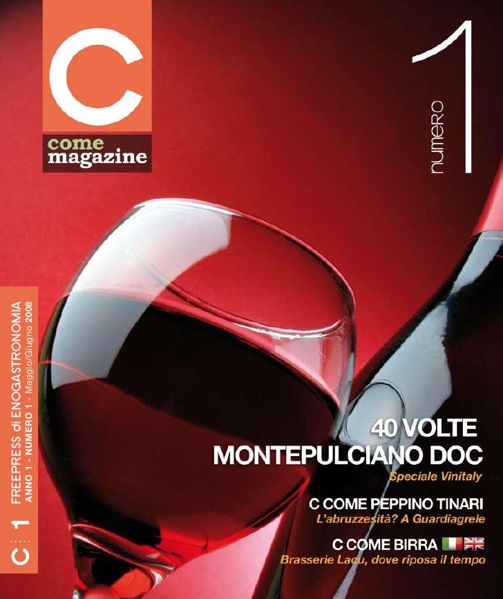 Ccomemagazine N1