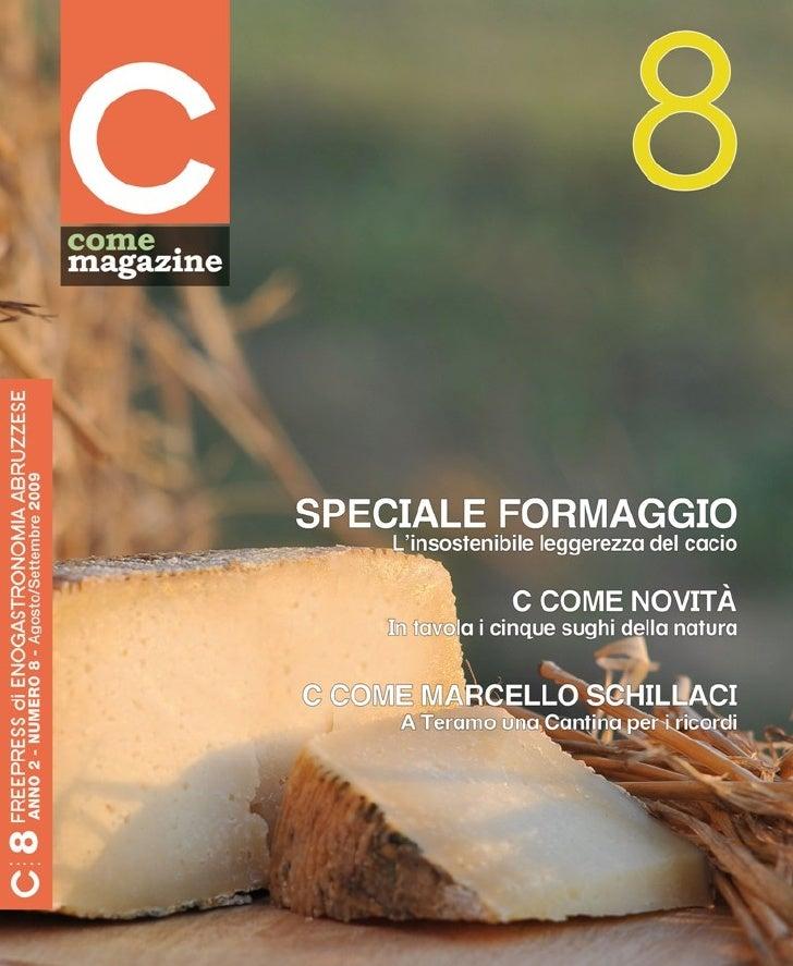 Ccomemagazine N8