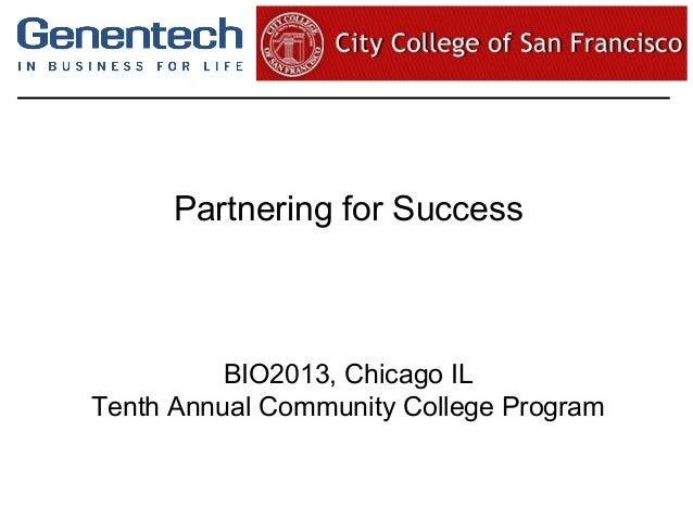 Ccp partnering j_hongo_bio2013_chicago