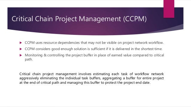 theory of project management failure critical Critical success factors, or csf's, are the criteria that defines success in project management, they are found in the project management plan and define what it means for the project to be successful.