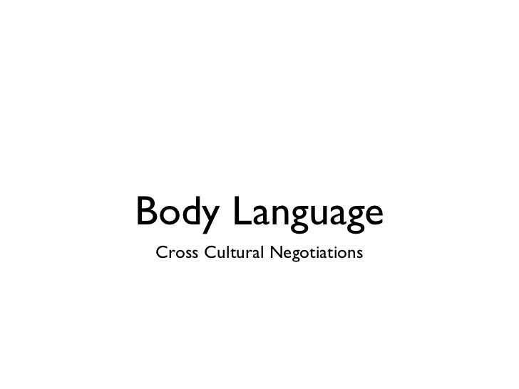 cross cultural business negotiations how cultural Learn how international cultural differences can affect the negotiation process in this article by msu's eli broad college of business  cross-cultural .