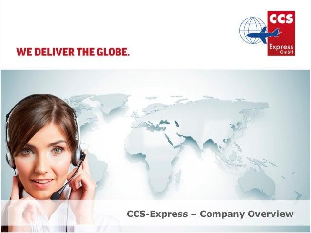 Ccs express company profile