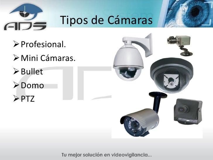 Cctv video vigilancia - Camaras de videovigilancia ...