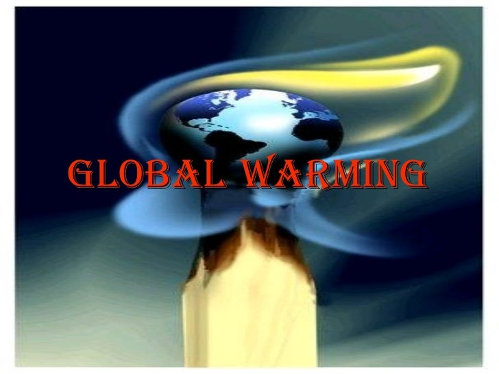 what's up with Global Warming