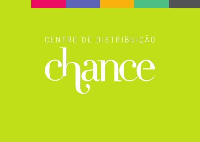 Apresentação CD CHANCE