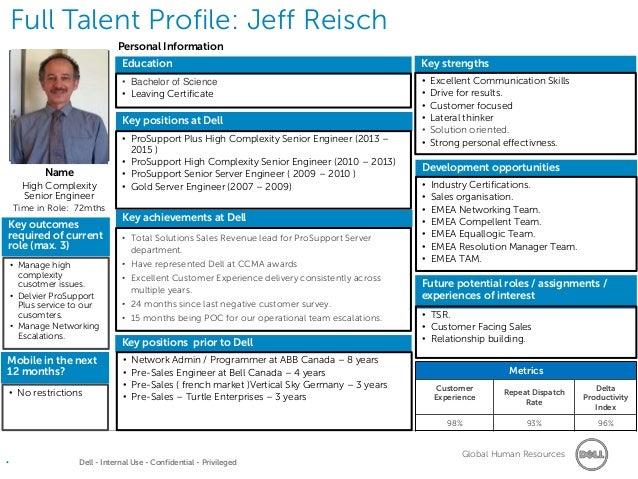 Jeff Reisch Talent Profile Rev 1