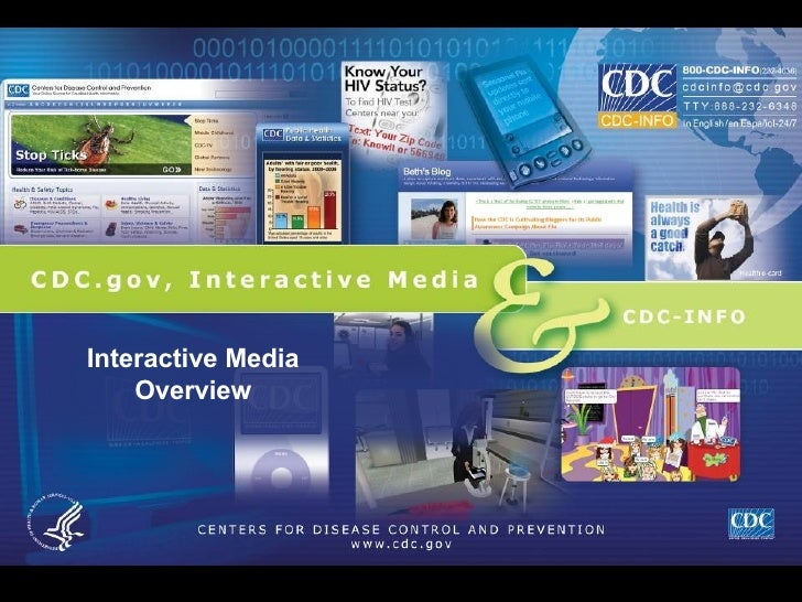 Cdc E Health Overview 3, Nc Presentation 4.20.09, Edgerton
