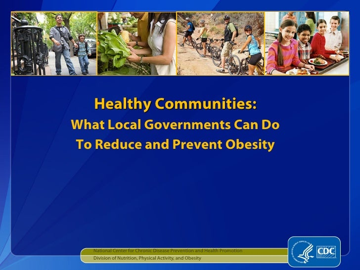 <ul><li>National Center for Chronic Disease Prevention and Health Promotion  </li></ul><ul><li>Division of Nutrition, Phys...