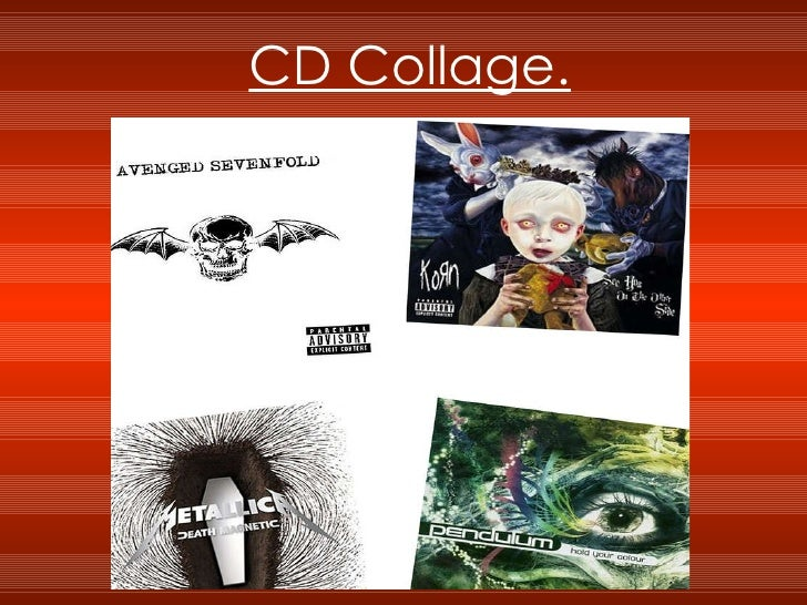 CD Collage.