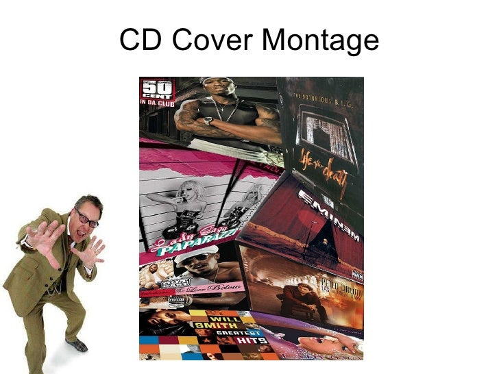 Cd Cover Montage