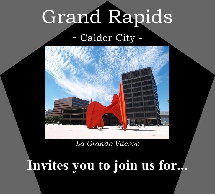 Grand Rapids Who We Are