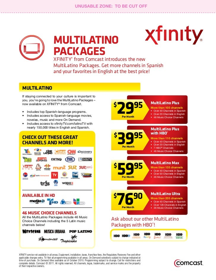 directv channel lineup spanish pdf