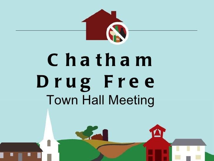 CDF Town Hall Meeting