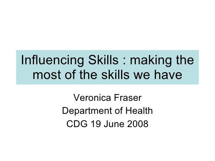 Cdg Pteg Influencing Skills 08