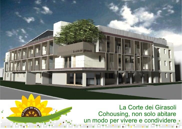 La Corte dei Girasoli - Cohousing di Vimercate