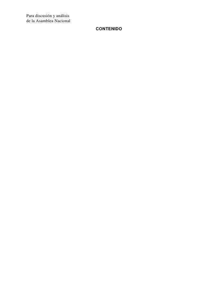 CONTENIDO<br /> TOC <br />CÓDIGO ORGÁNICO INTEGRAL PENAL<br />EXPOSICIÓN DE MOTIVOS<br />INTEGRACIÓN Y COHESIÓN DE TODA LA...