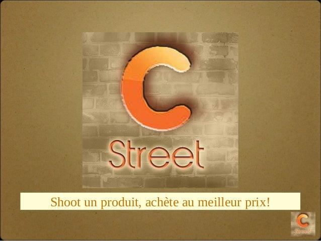Cdiscount street