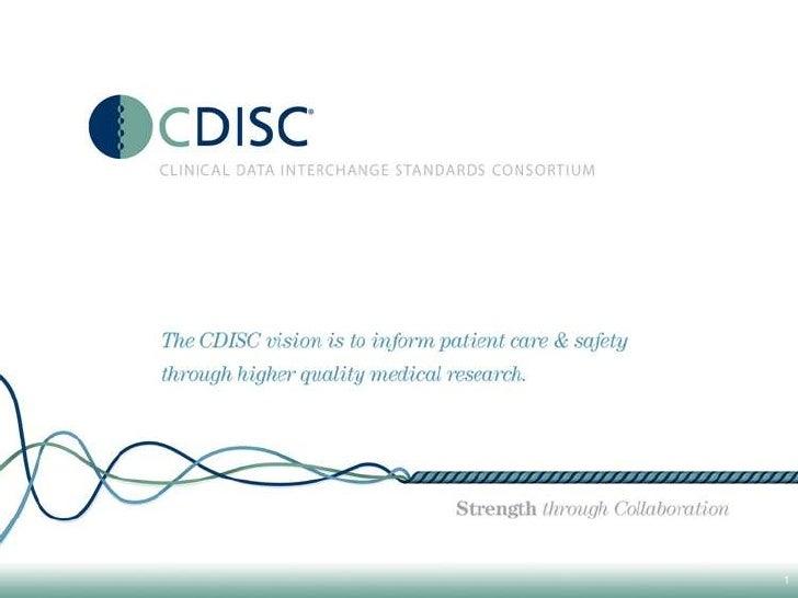 CDISC, Archetypes