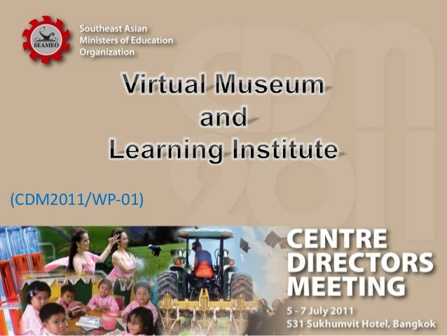 Virtual Museum and Learning Institute