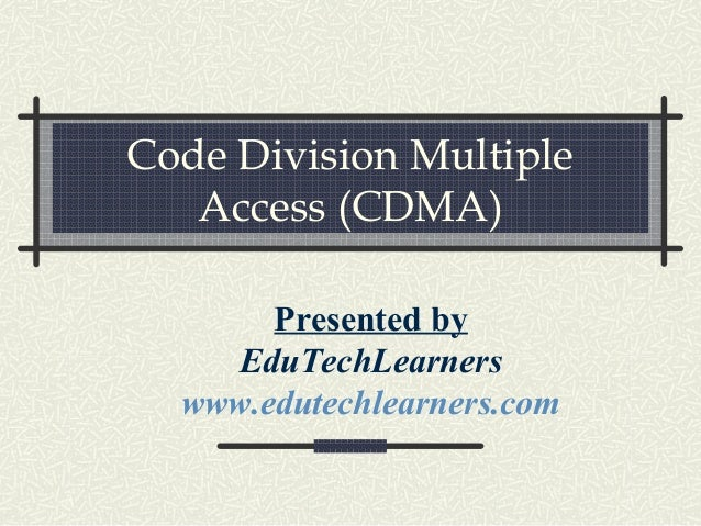 code diversion multiple access cdma The cdgorg website is now maintained as a historical archive by ifast see  ifast for more information quick market facts 314 commercial operators 118.