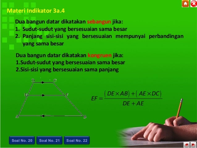 Kisi Kisi Un Matematika Kelas 9 Smp