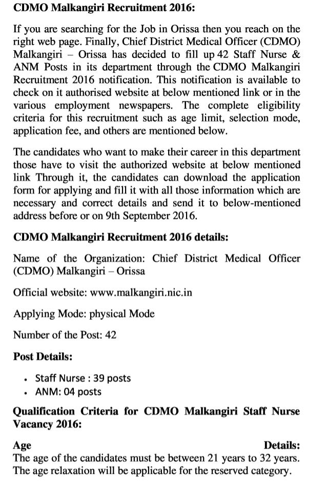 ClickHereForRecruitmentNotificationDetails ApplyOnline