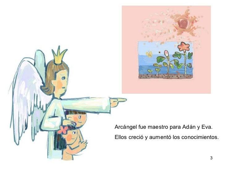 La biblia para ni os ad n y eva for Adan y eva en el jardin