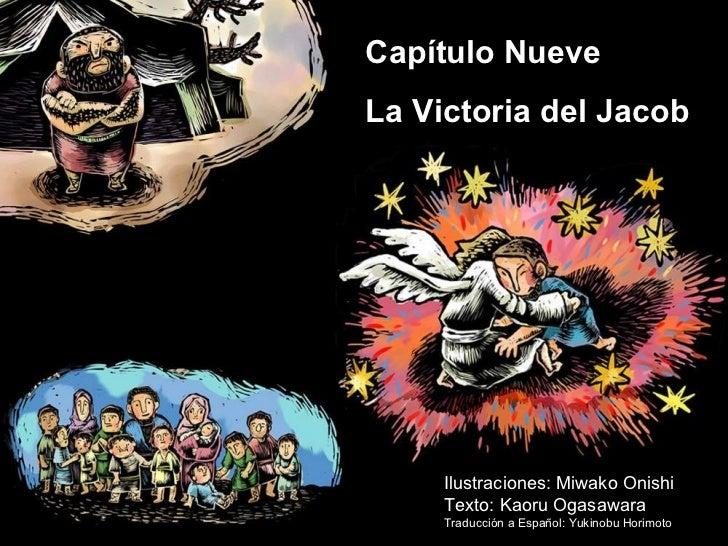 Biblia para niños - La victoria de Jacó