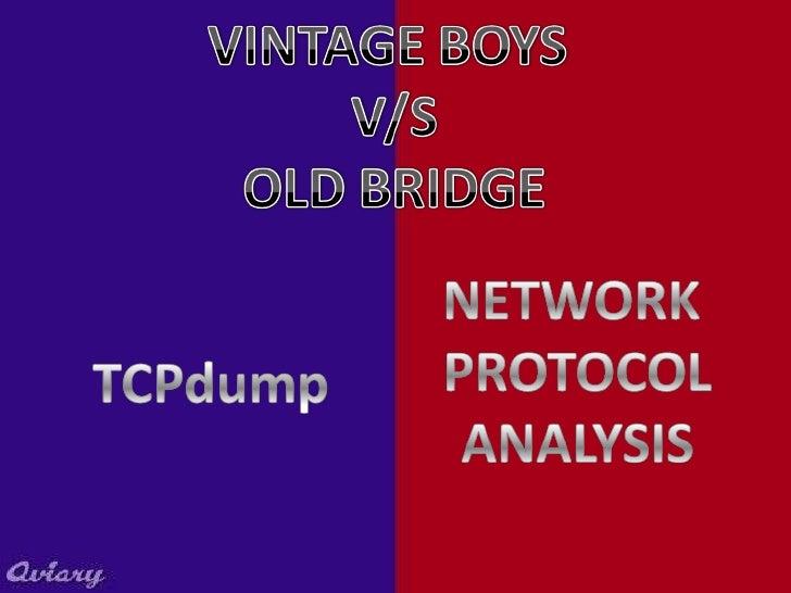 TCPdump-Wireshark