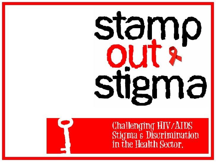Stamp Out Stigma