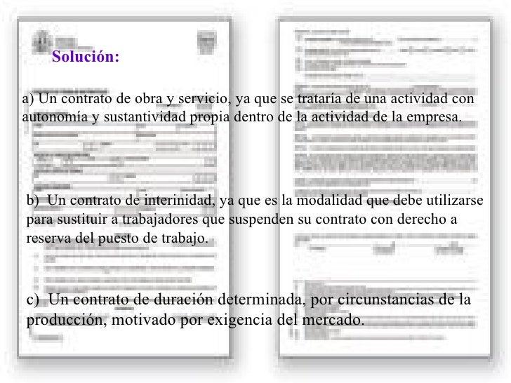 Contratos de trabajo for Modelo de contrato de trabajo de empleada domestica