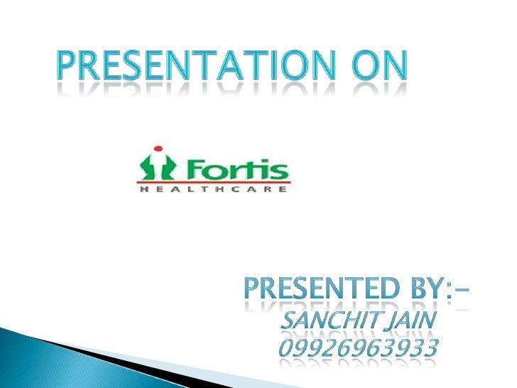 Presentation on <br />Presented by:-<br />Sanchitjain<br />09926963933<br />