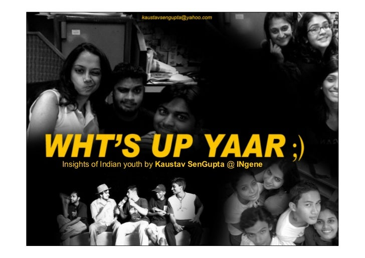 INSIGHTYOUNG09-10 Indian youth trend report (to download)