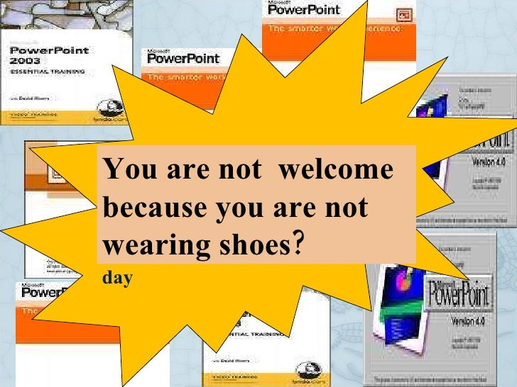 PowerPoint impact