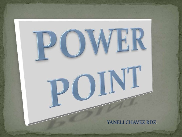 PRENSENTACION ENPOWER POINT