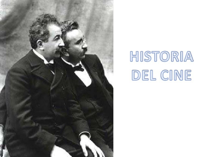 HISTORIA DEL CINE <br />